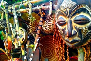 African Mask Making Workshops